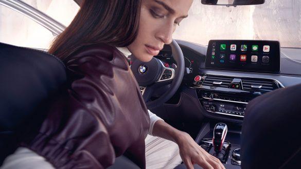 BMW 5er Limousine M Interieur