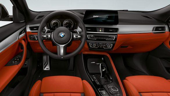 BMW X2 M35i Interieur