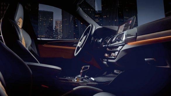 BMW X3 M Interieur