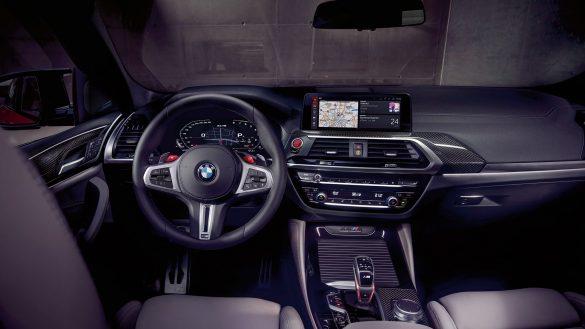 BMW X4 M Interieur