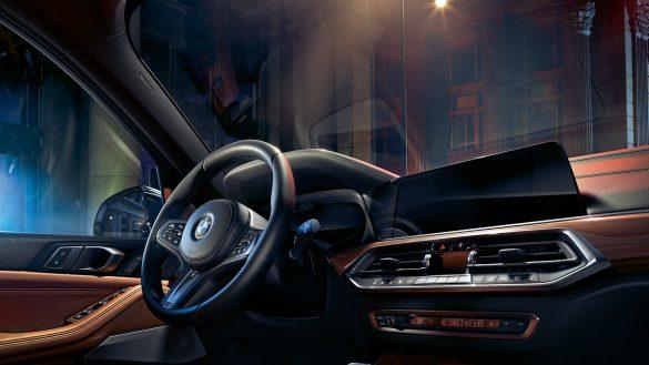 BMW X5 Technologie