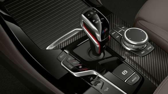 BMW X4 M 8-Gang M Steptronic Getriebe