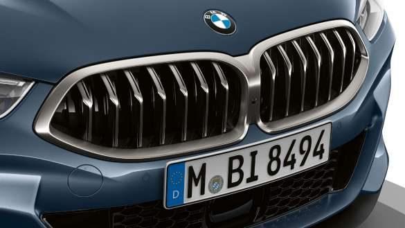 BMW 8er Coupé Active Air Stream Niere